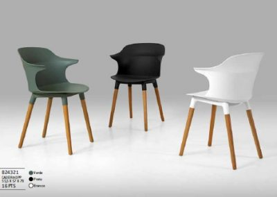 Cadeira PVC 824321