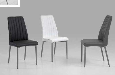 Cadeira pé metal 052A