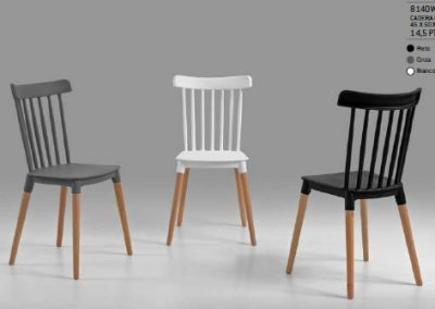 Cadeira PVC 157W