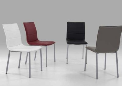 Cadeira Pé Metal 4267B